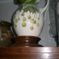 Antigüedades: VILLEROY AND BOCH. MARAVILLOSA JARRA DE LAVABO ART NOUVEAU. Lote 42774375