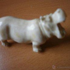 Antigüedades: HIPOPÓTAMO. Lote 42812716
