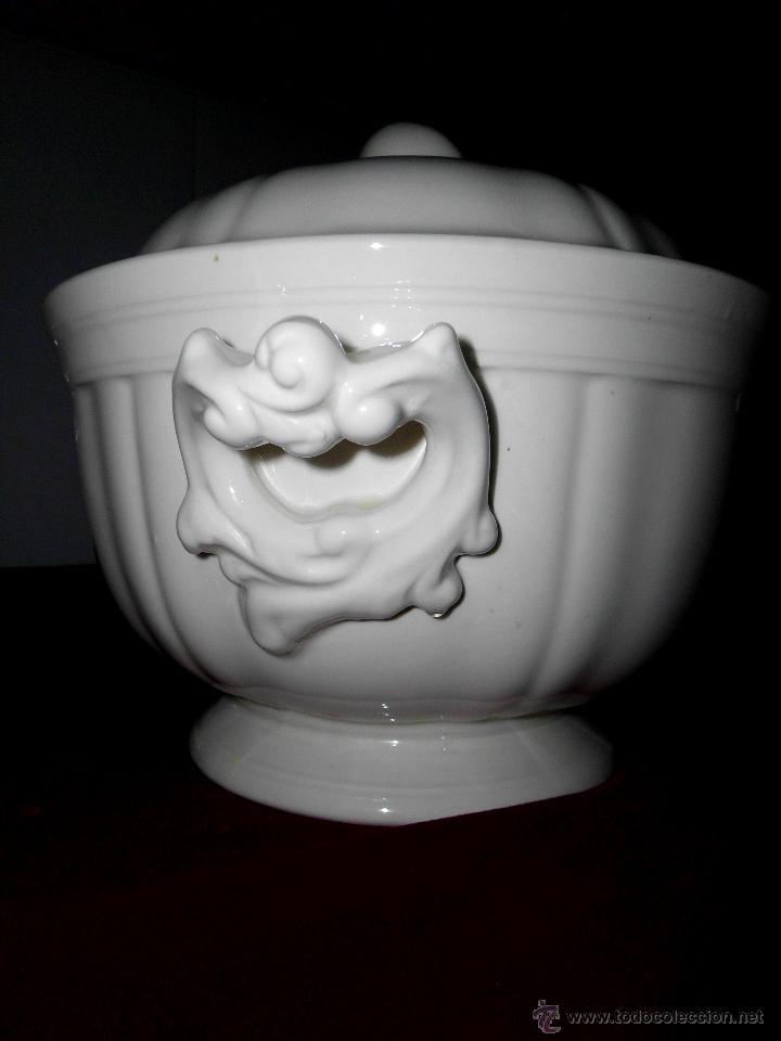 SOPERA SAN CLAUDIO OVIEDO (Antigüedades - Porcelanas y Cerámicas - San Claudio)