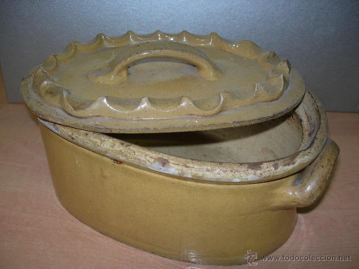 Antigüedades: MOLDE CERAMICO. SOPERA....? - Foto 2 - 42829323