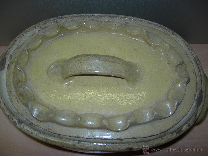 Antigüedades: MOLDE CERAMICO. SOPERA....? - Foto 4 - 42829323