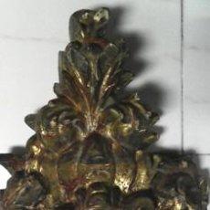 Antigüedades: TROZO DE RETABLO BARROCO. Lote 42833571
