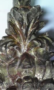 Antigüedades: Trozo de retablo Barroco - Foto 2 - 42833571