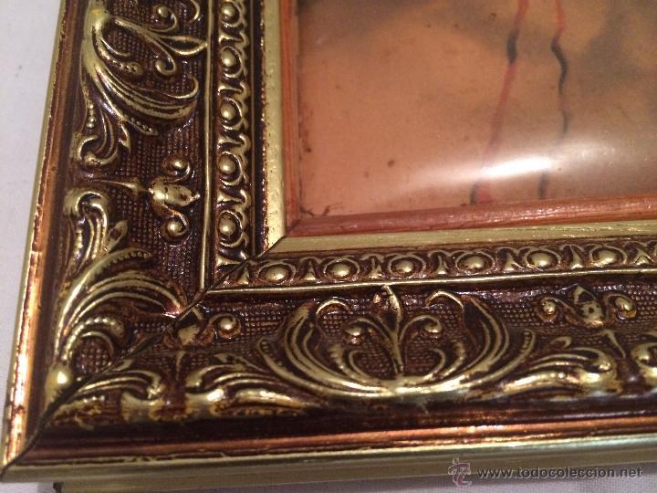 Antigüedades: Detalles del marco - Foto 2 - 42837077