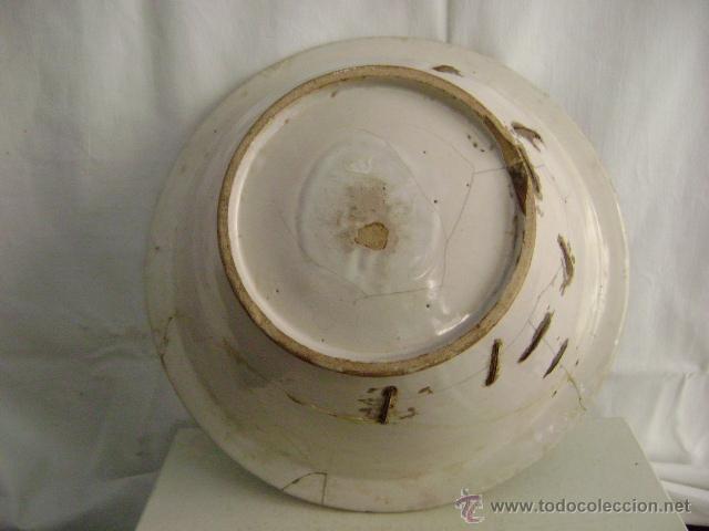Antigüedades: CUENCO.MANISES.SIGLO XIX - Foto 3 - 42952611