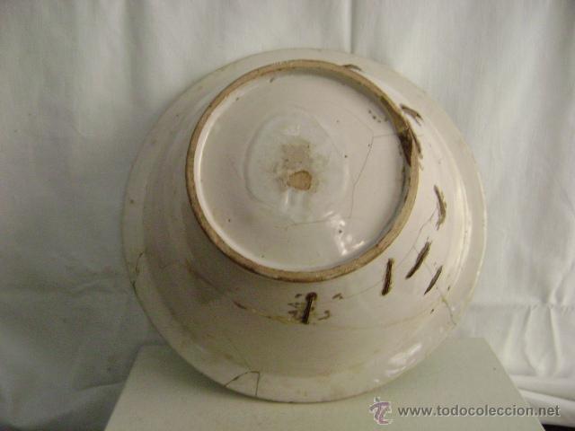 Antigüedades: CUENCO.MANISES.SIGLO XIX - Foto 4 - 42952611