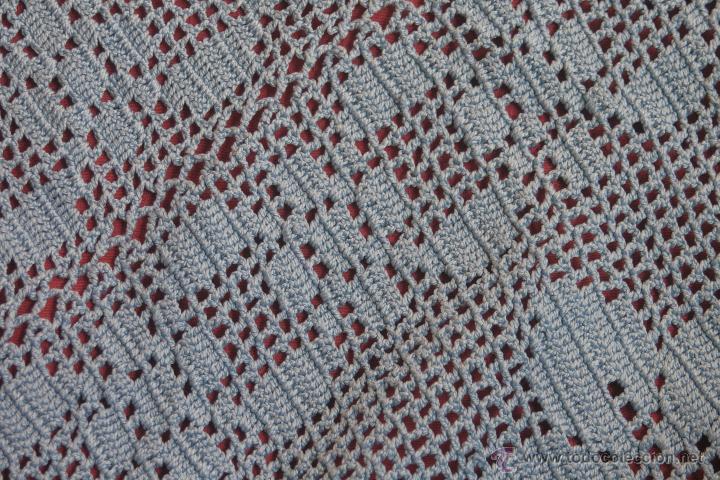 colcha de hilo de crochet antigua comprar colchas antiguas en