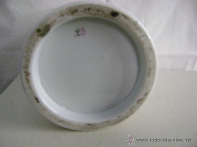 Antigüedades: TRES BOTES DE FARMACIA SIGLO XIX - Foto 8 - 42956307