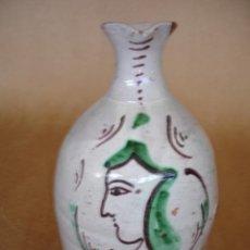 Antigüedades: ALCUZA TERUEL PERSONAJE. Lote 42964931