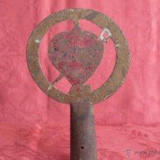 Antigüedades: ANTIGUO DETENTE PROCESIONAL. Lote 42968816