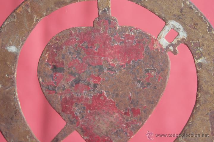 Antigüedades: ANTIGUO DETENTE PROCESIONAL - Foto 3 - 42968816