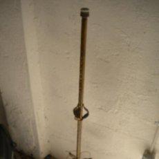 Antigüedades: LAMPARA DE PIE, DE HIERRO.. Lote 42983109