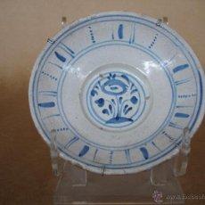 Antigüedades: ESCUDELLA TERUEL. Lote 42998398