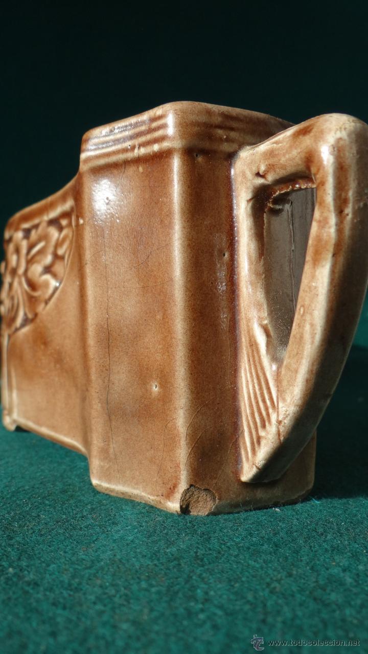 Antiguo centro de mesa o jardinera ceramica comprar for Jardineras de ceramica