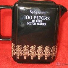 Antigüedades: JARRITA DE CERÁMICA 100 PIPERS. Lote 43120598