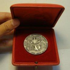 Antigüedades: MEDALLA DE PABLO VI. PLATA .800 MLS (CON CONTRASTE). INCLUYE ESTUCHE ORIGINAL.. Lote 43147872