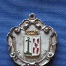 Antigüedades: SEMANA SANTA SEVILLA - MEDALLA HERMANDAD DE VERA CRUZ - 550 ANIVERSARIO. Lote 43159236
