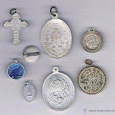 Antigüedades: LOTE DE MEDALLAS ANTIGUAS. Lote 43185083