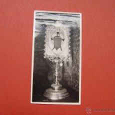 Antigüedades: ESTAMPA SANTA FAZ (FOTOGRAFÍA, CLARISAS, ALICANTE) AÑOS 60 ¡AUTÉNTICA! ¡COLECCIONISTA!. Lote 43201723