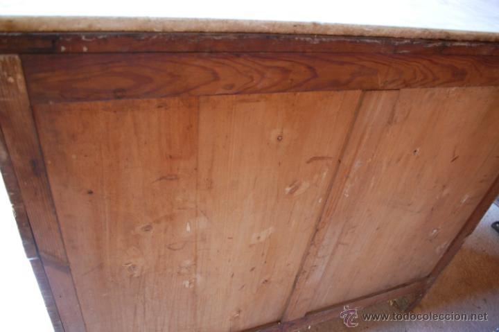 Antigüedades: comoda caoba - Foto 2 - 41317524