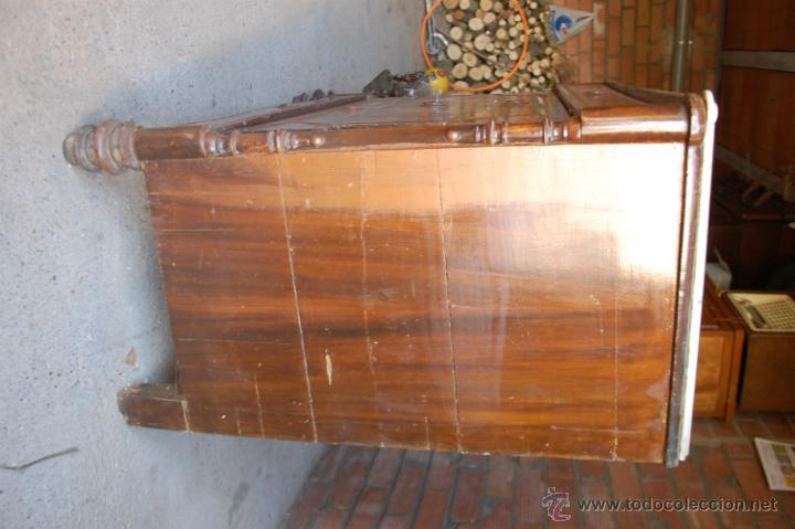 Antigüedades: comoda caoba - Foto 8 - 41317524