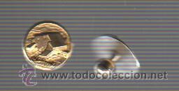Antigüedades: INTERESANTE PAREJA GEMELOS PUBLICIDAD EL CASEIRO - QUESO -LACTEOS - Foto 2 - 43218350