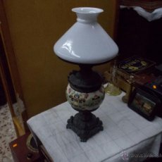 Antigüedades: LAMPARA. Lote 43253621