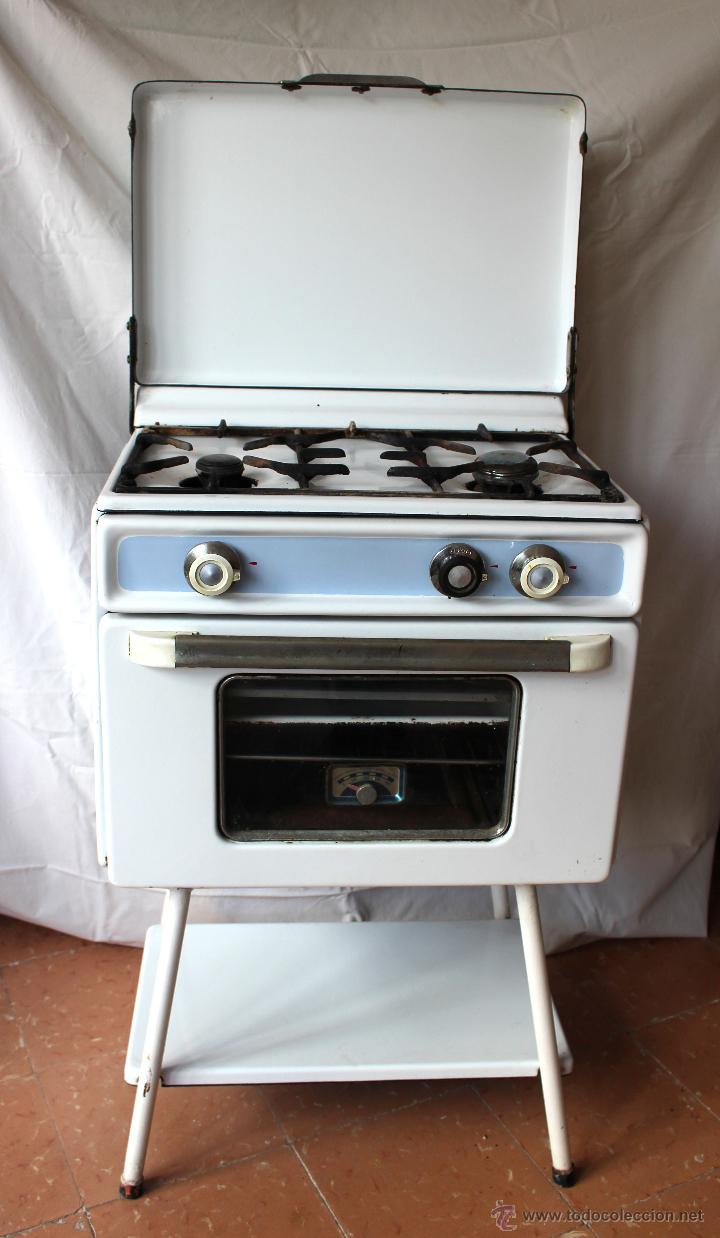 Cocina corber a gas comprar utensilios del hogar for Cocinas de gas butano rusticas