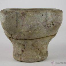 Antigüedades: MORTERO DE MÁRMOL - SIGLO XVIII. Lote 152446700