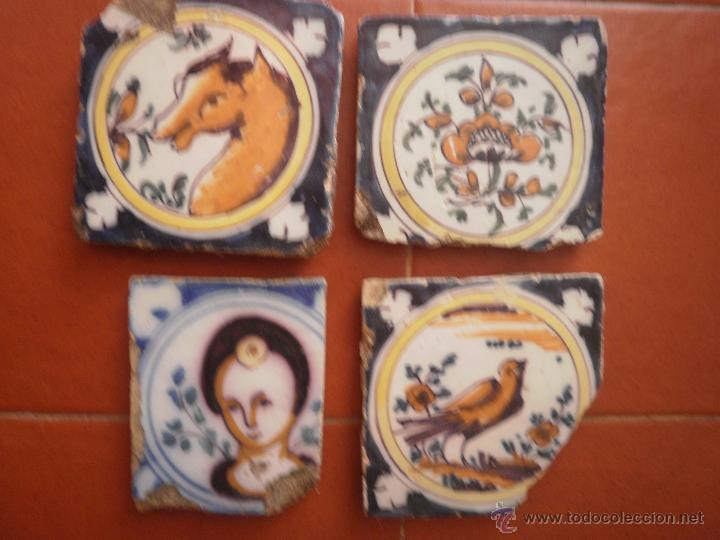AZULEJOS (Antigüedades - Porcelanas y Cerámicas - Triana)
