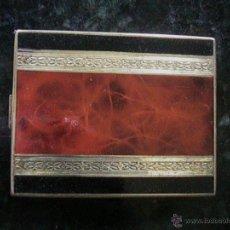 Antiquitäten - polvera espejo antiguo - 43289702