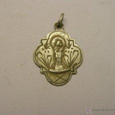 Antigüedades: MEDALLA RELIGIOSA DE PLATA, VIRGEN DEL PILAR.. Lote 43298073