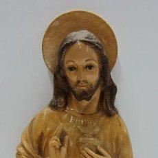 Oggetti Antichi: SAGRADO CORAZON DE JESUS. Lote 43304918