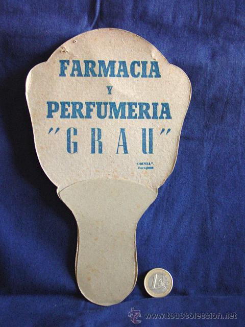 Antigüedades: PAYPAY ARLEQUIN Y DAMA CON PUBLICIDAD FARMACIA PERFUMERIA GRAU-BARCELONA.-CIRCA 1930-PAY PAIPAI PAI - Foto 3 - 43314213
