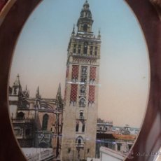 Antigüedades - LA GIRALDA. SEVILLA. EXPOSICIÓN DE 1929. - 43326542