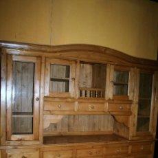 Antigüedades: BUFET/APARADOR PINO ESCANDINAVO. REF. 5670. Lote 43327370