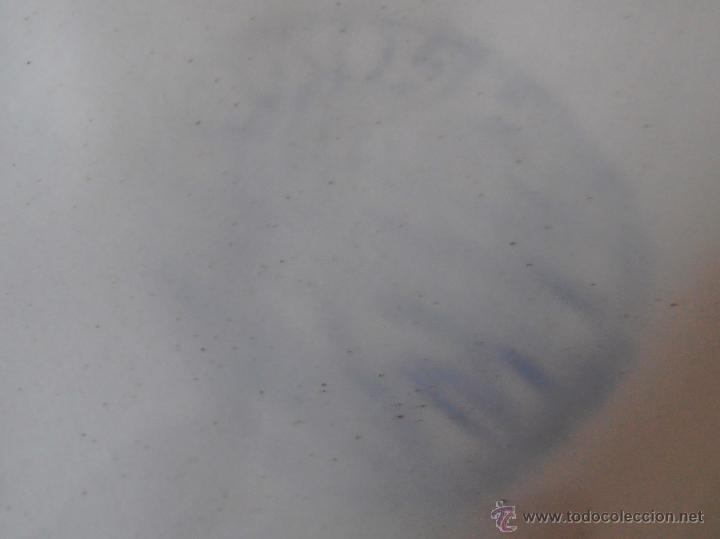 Antigüedades: BANDEJA, FUENTE CENTRO DE PORCELANA, POSIBLEMENTE VARGAS - Foto 5 - 43350157