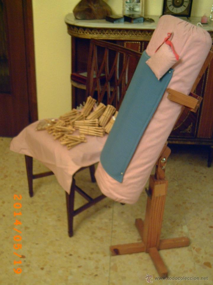 preciosa bolillera encaje-cojin almohada-soport - Comprar Muebles ...