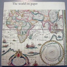 Antigüedades: THE WORLD ON PAPER.. Lote 7309772