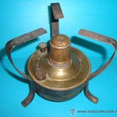 Antigüedades: HORNILLO INFIERNILLO BERJO. Lote 43461240
