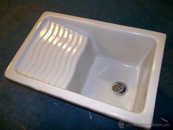 Pila de lavar porcelana comprar utensilios del hogar for Pila de lavar