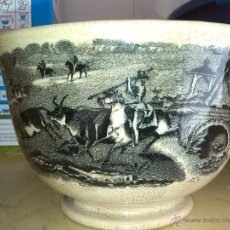 Antigüedades: ANTIGUO TAZON DE CARTAGENA, SELLADO.. Lote 43475239
