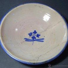 Antigüedades: PLATO DE TALAVERA. Lote 43507009
