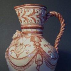 Antigüedades: GRAN JARRA CERAMICA DE TALAVERA. Lote 43507055