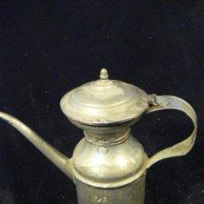 Antigüedades - ACEITERA DE HOJALATA - 43513448