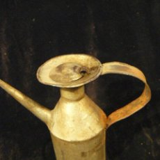 Antigüedades - ACEITERA DE HOJALATA - 43514540