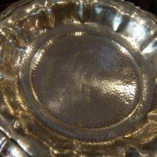 Antigüedades: PRECIOSO PLATO DE PLATA. Lote 43544284