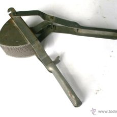 Antigüedades: PASAPURÉ METÁLICO.. Lote 43545421