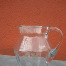 Antigüedades: ANTIGUA JARRA DE CRISTAL. Lote 43555176