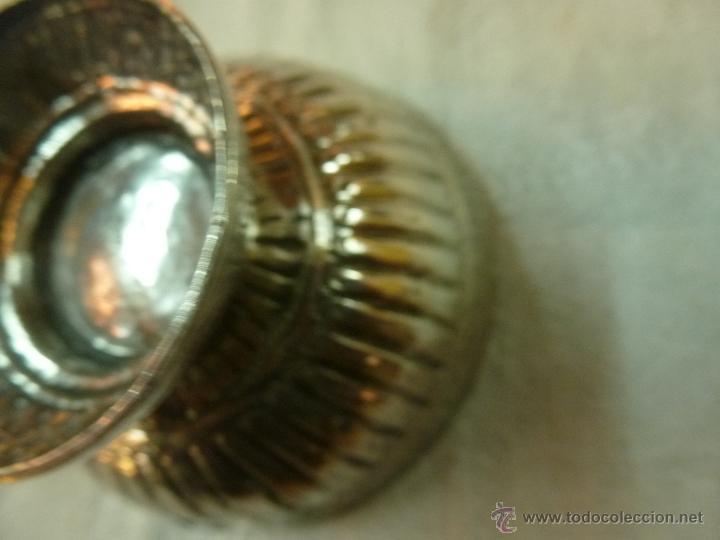 Antigüedades: copa de plata - Foto 5 - 43649830